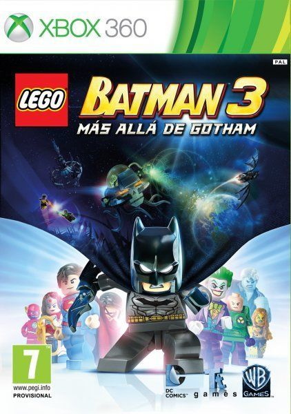 Trucos lego batman 3 m s all de gotham xbox 360 for Codigos de lego batman