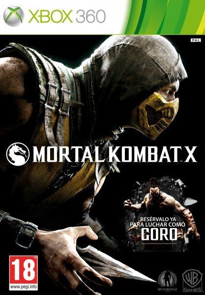 Resultado de imagen para Mortal Kombat para xbox