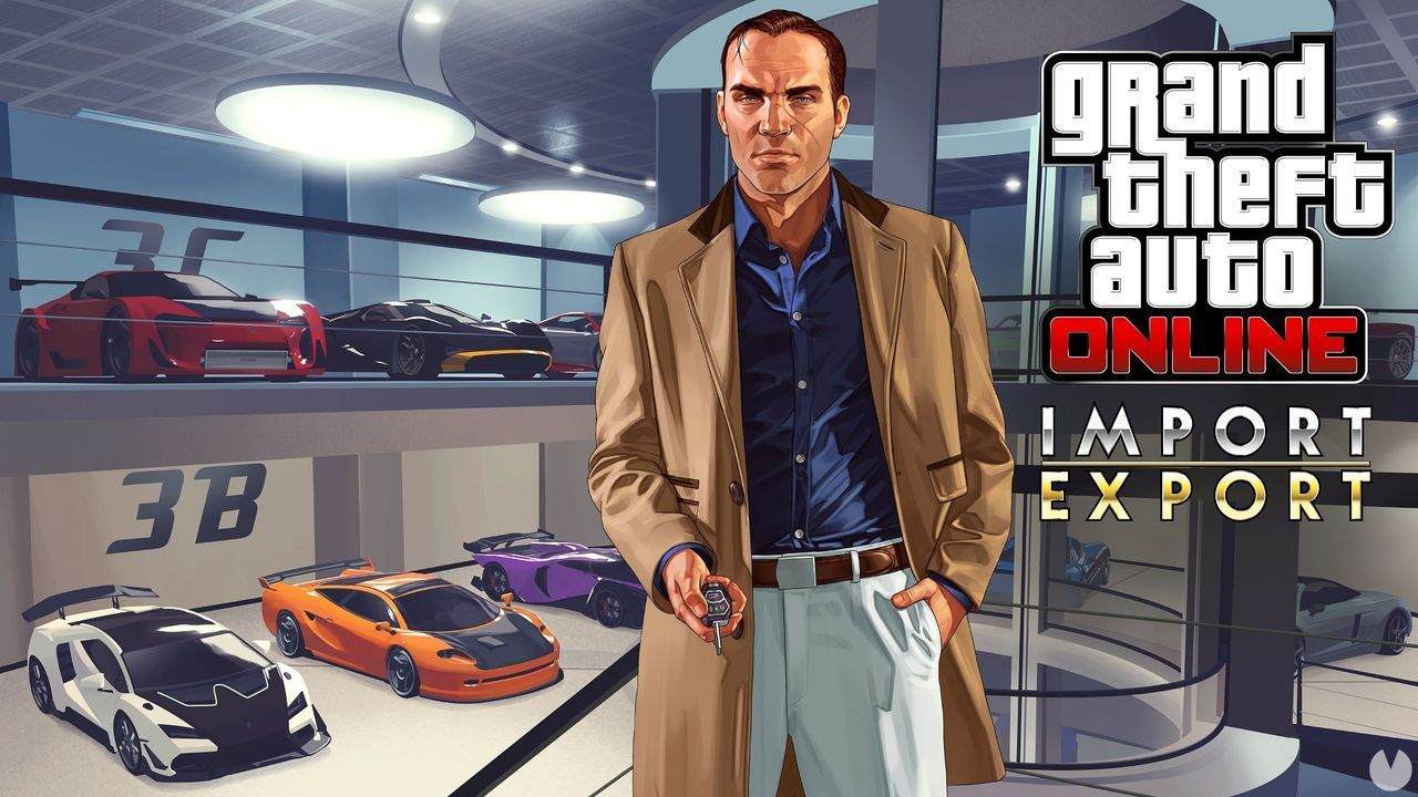 GTA Online: Week of Import and Export with discounts and more
