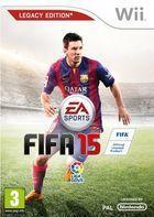 Carátula FIFA 15 para Wii