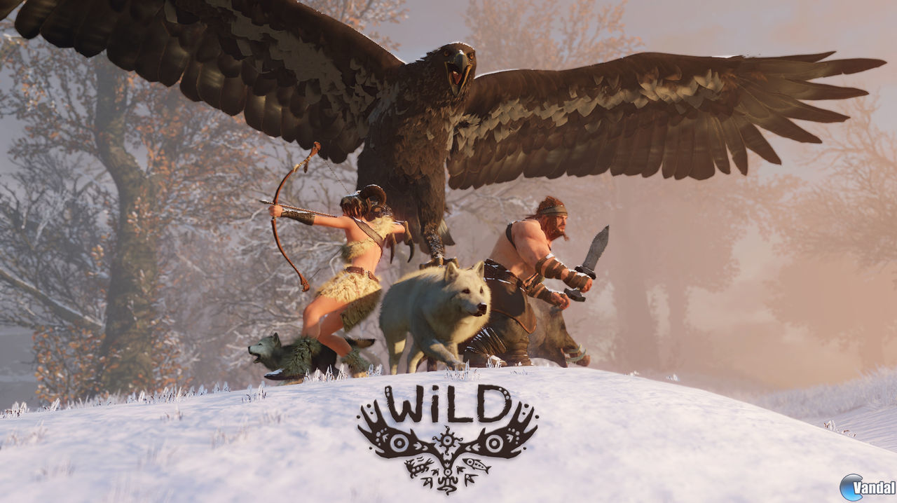 Wild by Michel Ancel could also reach PlayStation 5