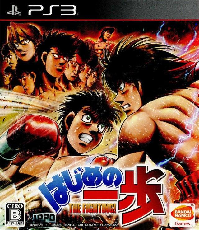 Hajime No Ippo Mangakakalot: Hajime No Ippo: The Fighting