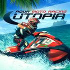 Carátula Aqua Moto Racing Utopia eShop para Wii U
