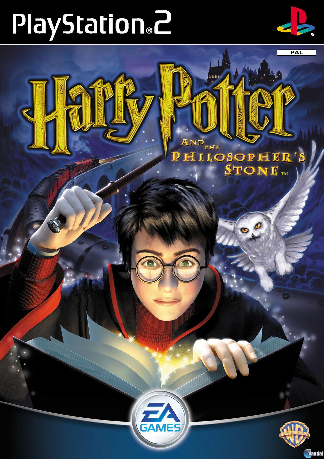 Harry Potter Y La Piedra Filosofal Toda La Informacion Ps2 Xbox