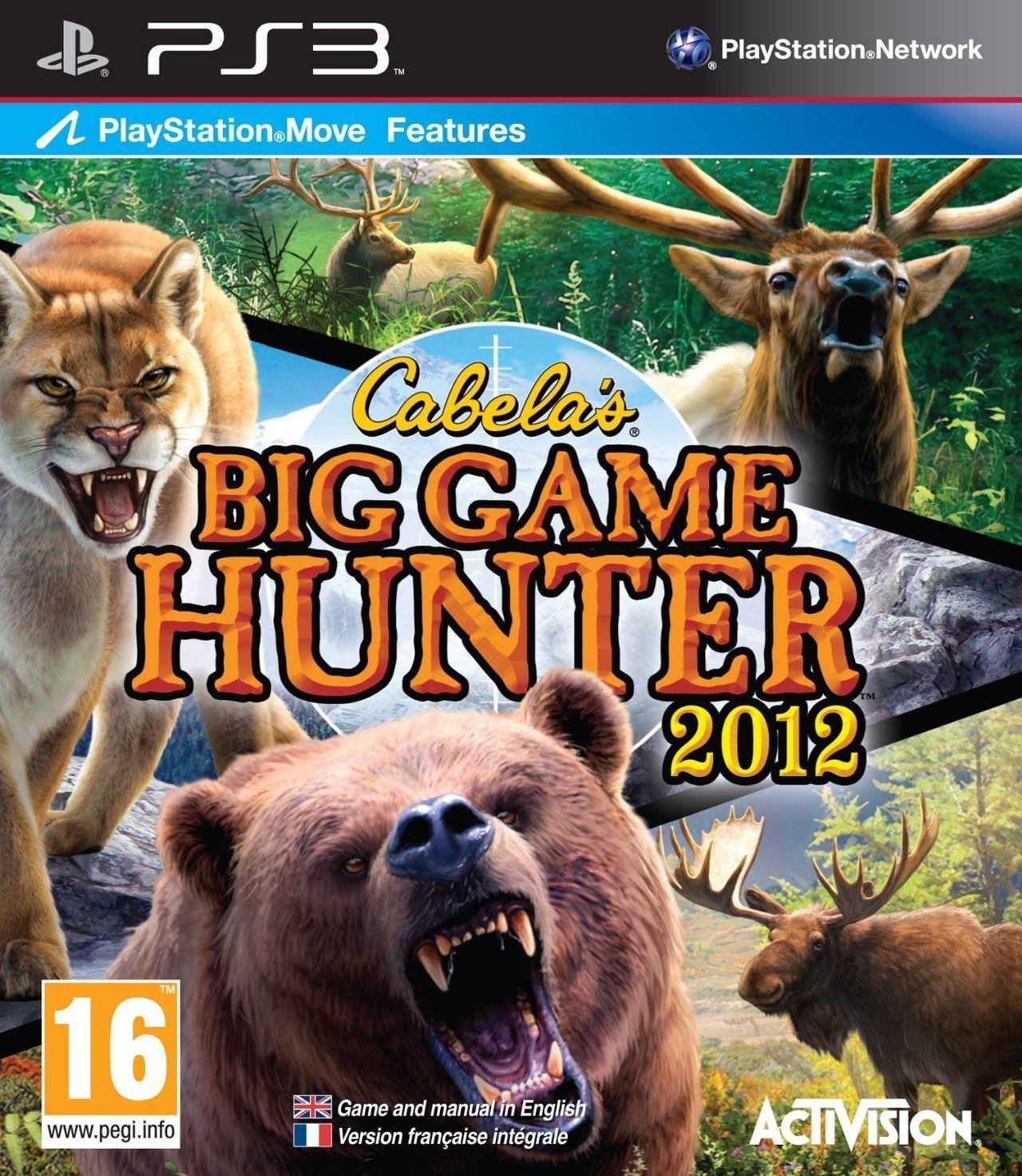 Cabela's Big Game Hunter 2012: TODA la información - PS3 ...