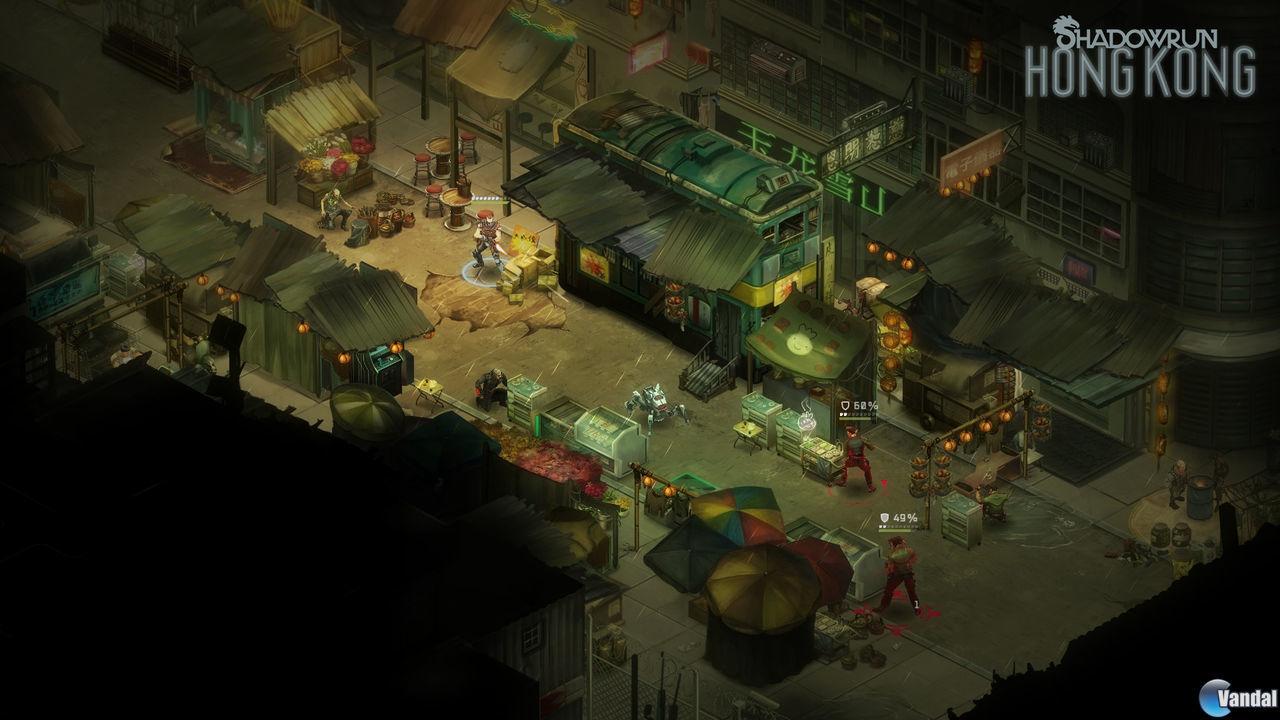 Shadowrun: Hong Kong fija su estreno para el 20 de agosto