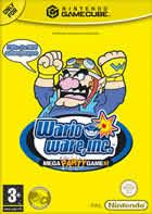 Car�tula oficial de de Wario Ware, Inc.: Mega Party Game$ para GameCube