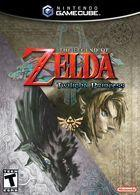 Carátula The Legend of Zelda: Twilight Princess para GameCube