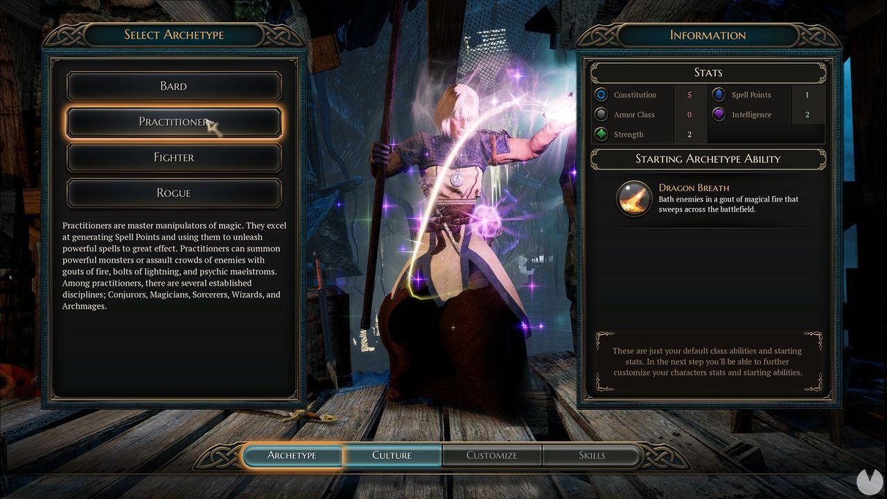 The Bard's Tale IV: Barrows Deep llegará a PC el 18 de septiembre