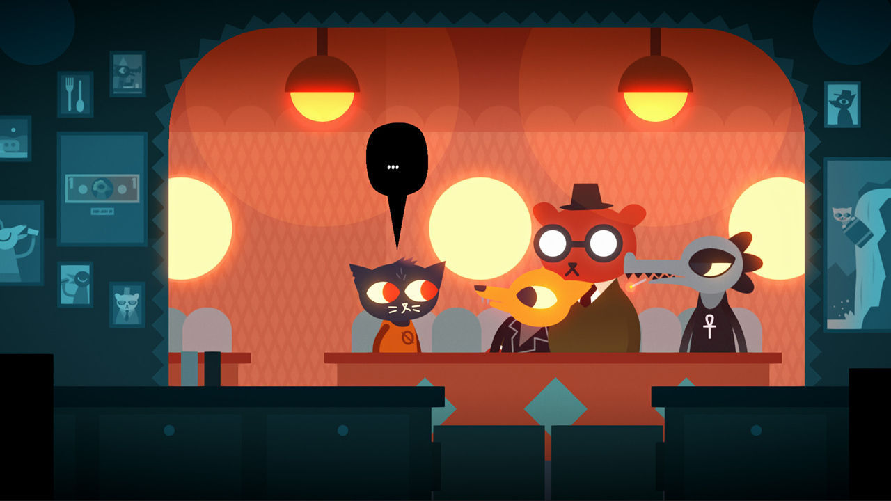 The study of Night in the Woods short with Alec Holowka after allegations of abuse