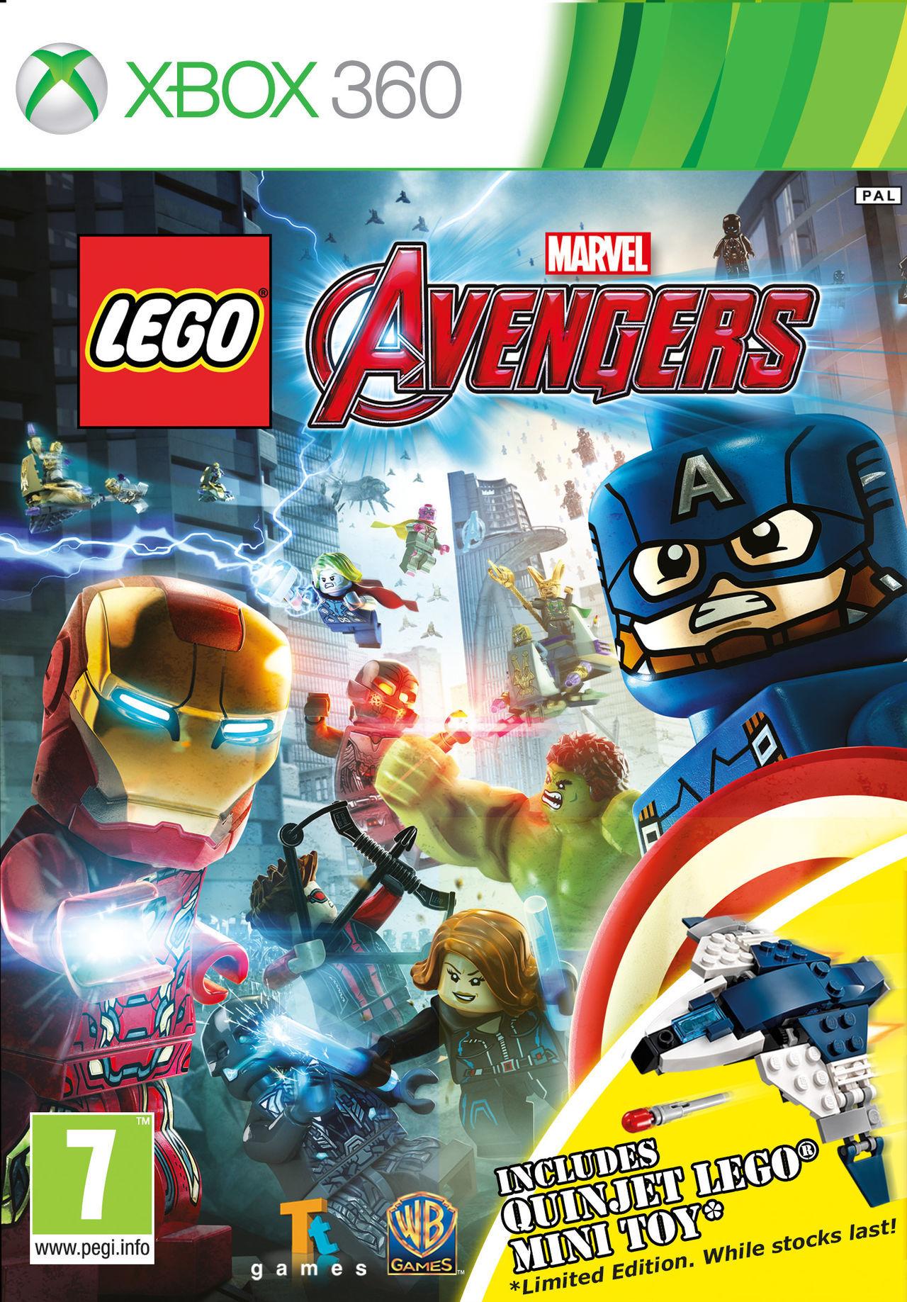 Trucos Lego Marvel Vengadores Xbox 360 Claves Guias