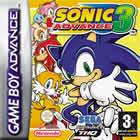 Car�tula oficial de de Sonic Advance 3 para Game Boy Advance