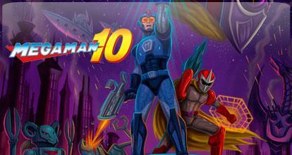 An lisis mega man 10 psn ps3 wii xbox 360 for Megaman 9 portada
