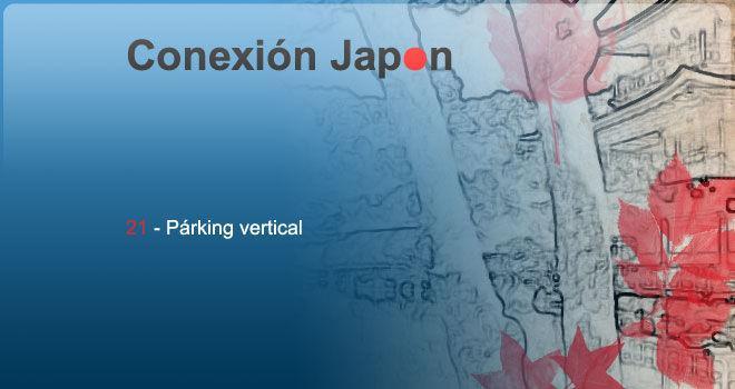 ¿Dónde están los coches? Parking vertical