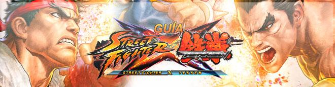 Guía de Street Fighter x Tekken