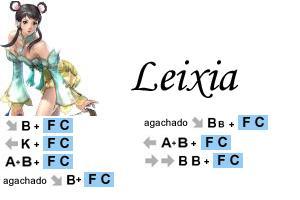 Leixia