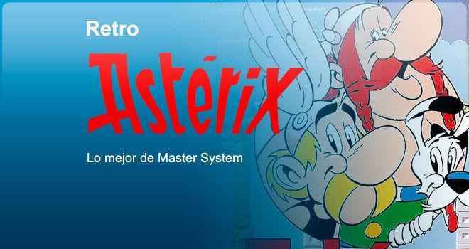 Asterix: Lo mejor de Master System