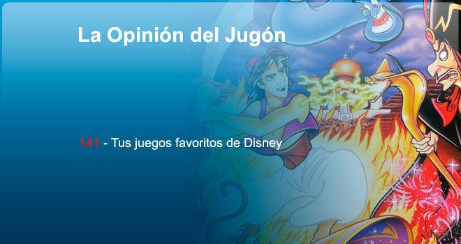 Tus juegos favoritos de Disney
