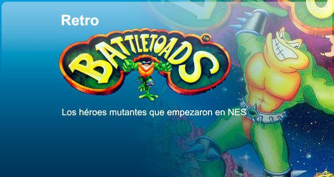 Battletoads: Los héroes mutantes que empezaron en NES