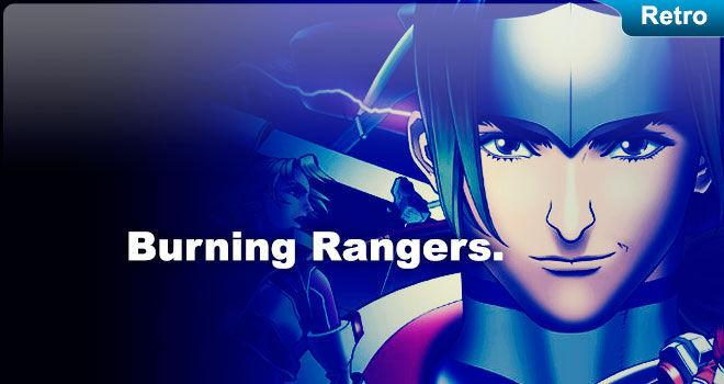 Burning Rangers