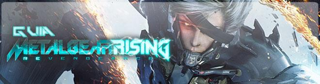 Guía de Metal Gear Rising: Revengeance