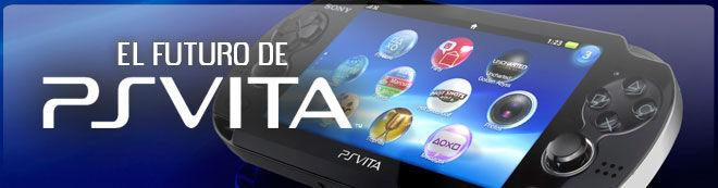 El futuro de PlayStation Vita