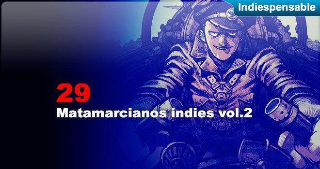 Matamarcianos indies vol.2