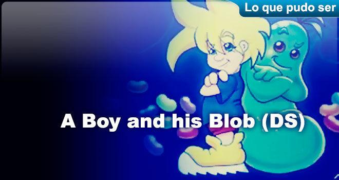 A Boy and his Blob DS