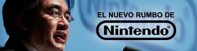 El nuevo rumbo de Nintendo