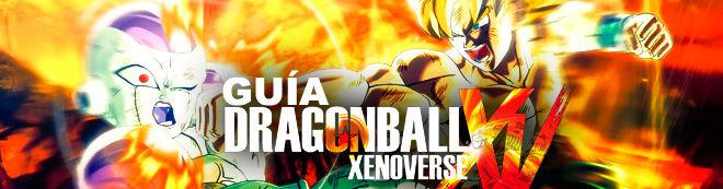 Guía de Dragon Ball Xenoverse