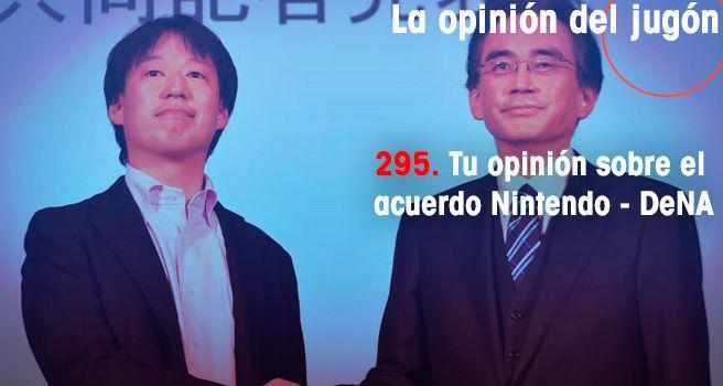 Tu opinión sobre el acuerdo Nintendo - DeNA