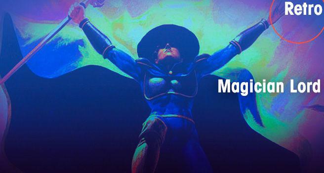 Magician Lord