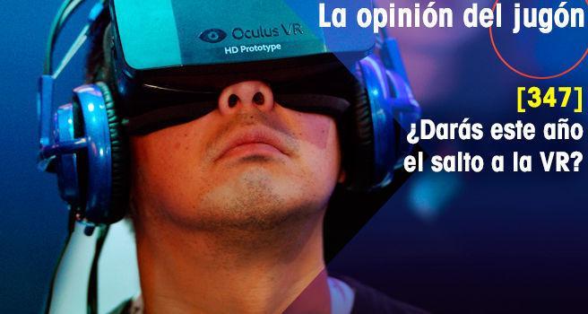 ¿Darás este año el salto a la VR?