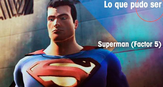 Superman (Factor 5)