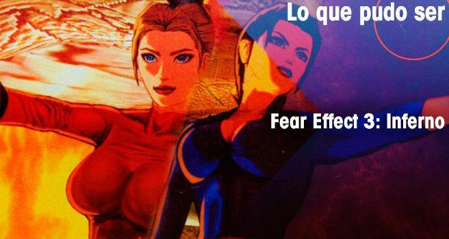 Fear Effect 3: Inferno