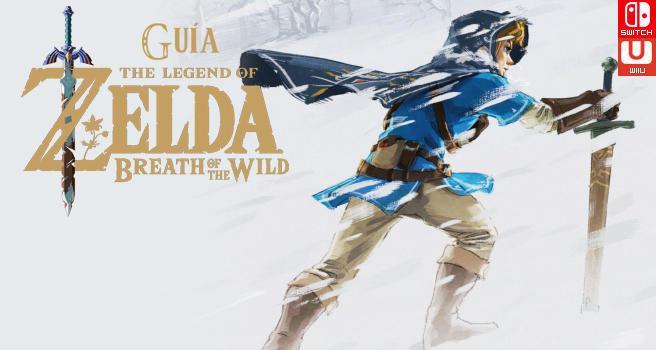 Cómo mejorar la Espada Maestra en Zelda: Breath of the Wild