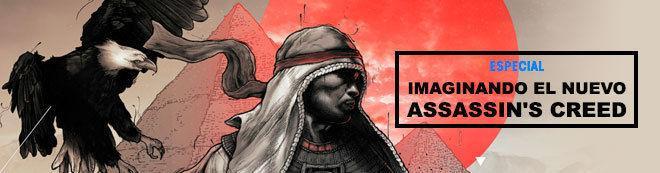 Imaginando el nuevo Assassin's Creed Empire
