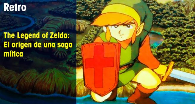 The Legend of Zelda: El origen de una saga mítica