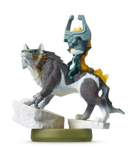 Amiibo Link Lobo
