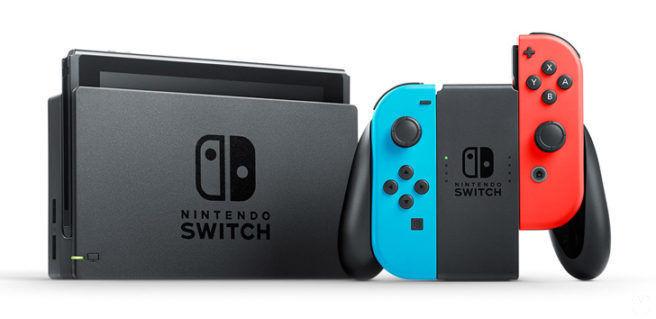 Switch bate récord histórico de ventas en Alemania