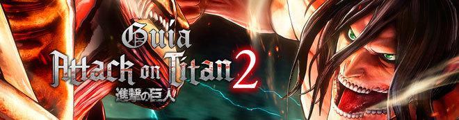 Guía Attack on Titan 2, trucos y consejos