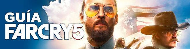 Guía Far Cry 5, trucos y consejos
