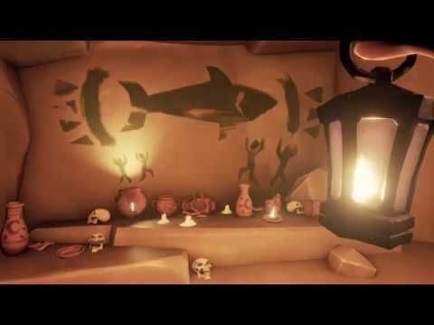 Acertijo Shark Bait Cove en Sea of Thieves