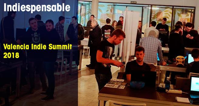 Valencia Indie Summit 2018
