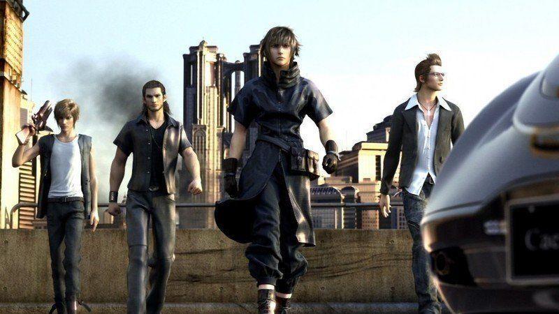 Los videojuegos que más se han retrasado en la historia - Final Fantasy Versus XIII / Final Fantasy XV