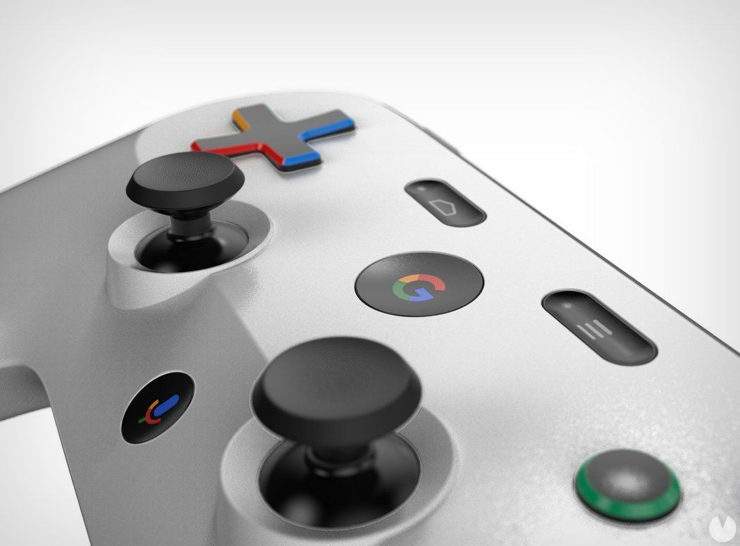 filter the course control of the game console from Google