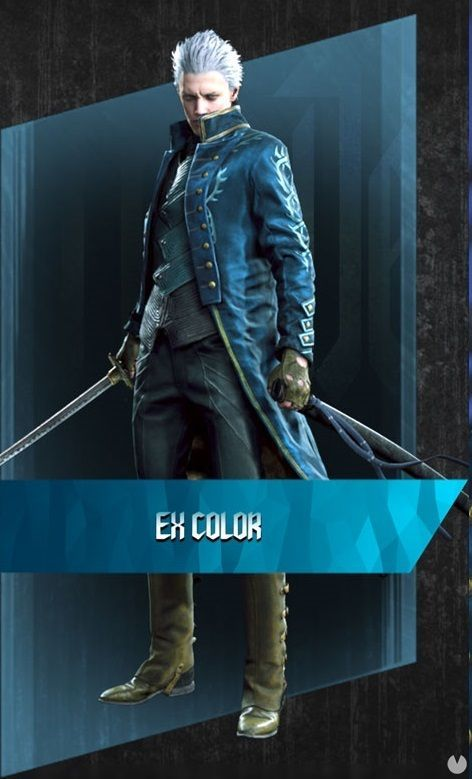 Devil May Cry 5 - Vergil Ex Color