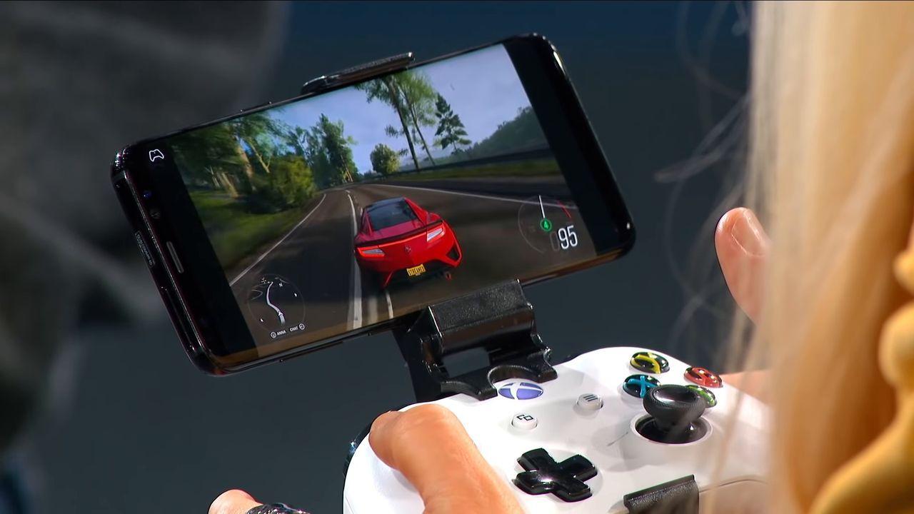 Project xCloud: Microsoft muestra su juego en streaming con Forza Horizon 4