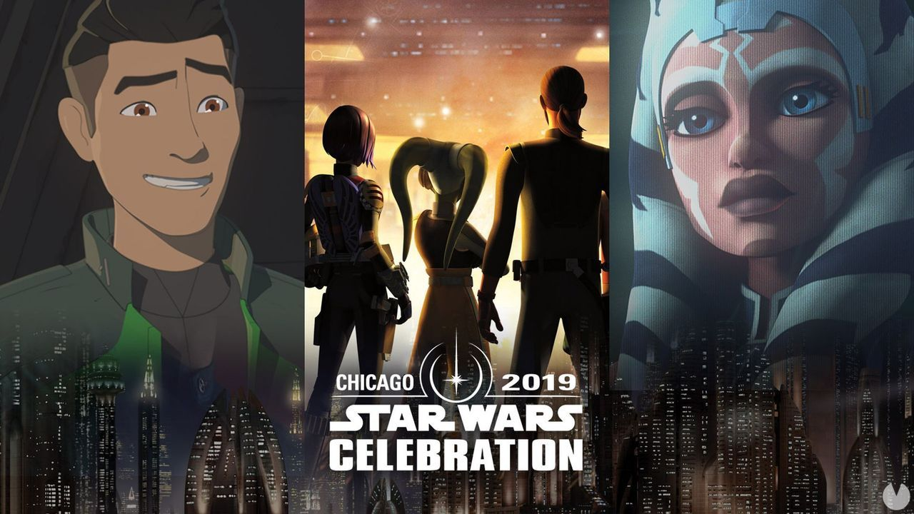 Star Wars: Jedi Fallen Order will be presented next April 13 in Chicago