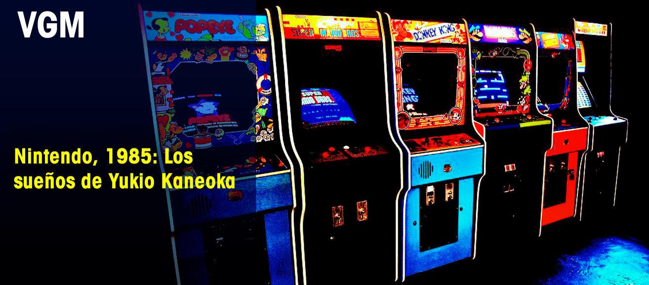 Nintendo, 1985: Los sueños de Yukio Kaneoka